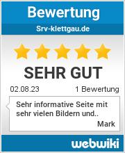 Bewertungen zu srv-klettgau.de