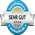 Bewertung seifen-versand.de