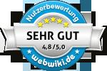 Bewertungen zu meinbiorind.de
