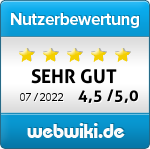 Bewertungen zu pagerank.internetsl.de