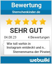 Bewertungen zu sternchenkinder.de