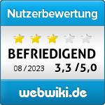 Bewertungen zu heizkoerperthermostat-tests.de