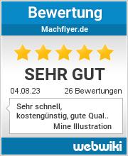 Bewertungen zu machflyer.de