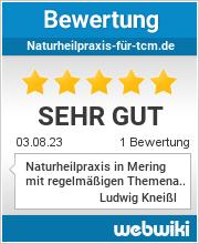 Bewertungen zu naturheilpraxis-für-tcm.de