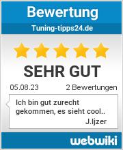 Bewertungen zu tuning-tipps24.de