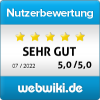 Bewertungen zu crazy4live.de