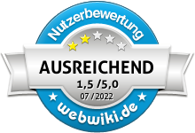 dustdeal.ch Bewertung