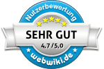 Bewertungen zu infrarot-kabine-test.de
