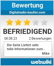 Bewertungen zu digitalradio-kaufen.com