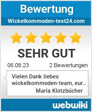 Bewertungen zu wickelkommoden-test24.com