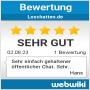 Bewertungen zu loschatten.de(kostenloser Chat ohne Anmeldung)