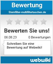 Bewertungen zu sternfilter-multifiltertaschen.de