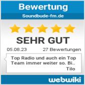 Bewertungen zu soundbude-fm.de