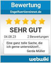 Bewertungen zu engelfuertiereinnot.de
