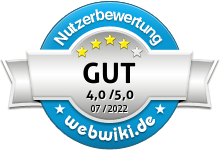 Bewertungen zu waermepumpentrockner-kaufen.de