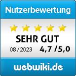 Bewertungen zu dampfbuegelstation24.de