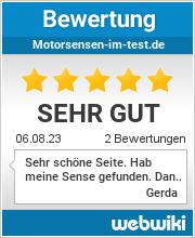 Bewertungen zu motorsensen-im-test.de