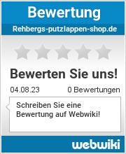 Bewertungen zu rehbergs-putzlappen-shop.de