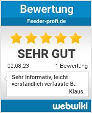 Bewertungen zu feeder-profi.de
