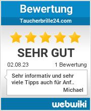 Bewertungen zu taucherbrille24.com