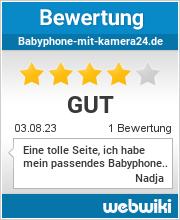 Bewertungen zu babyphone-mit-kamera24.de