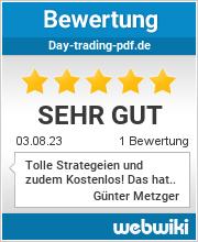 Bewertungen zu day-trading-pdf.de