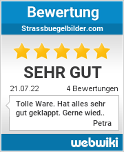Bewertungen zu strassbuegelbilder.com