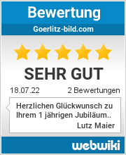 Bewertungen zu goerlitz-bild.com