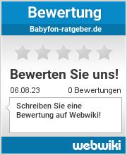 Bewertungen zu babyfon-ratgeber.de