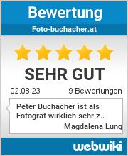 Bewertungen zu foto-buchacher.at