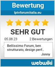 Bewertungen zu iptvforumitalia.eu