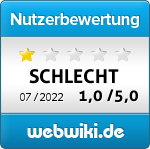 Bewertungen zu myeparts.de