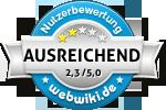 Bewertungen zu 3djunkie.de