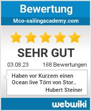 Bewertungen zu mco-sailingacademy.com