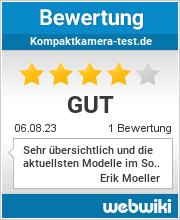 Bewertungen zu kompaktkamera-test.de