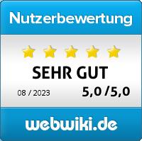 Bewertungen zu www.einbaukuehlschrank-mit-gefrierfach.com