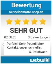 Bewertungen zu schneidematte-shop.de