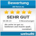Bewertungen zu ad-force.eu