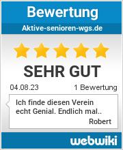 Bewertungen zu aktive-senioren-wgs.de