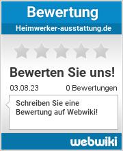 Bewertungen zu heimwerker-ausstattung.de