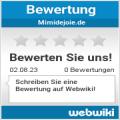 Bewertungen zu mimidejoie.de