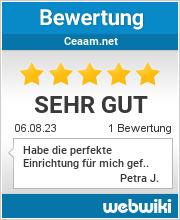 Bewertungen zu ceaam.net