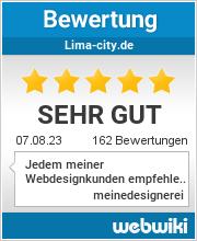 Bewertungen zu lima-city.de