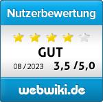 Bewertungen zu toplist4you.de