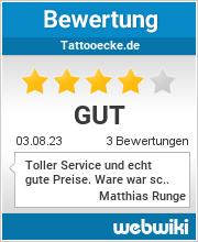 Bewertungen zu tattooecke.de