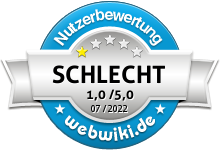 change.org Bewertung