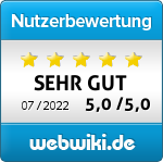 Bewertungen zu radiothermenland.de