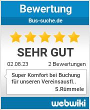 Bewertungen zu bus-suche.de