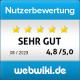 Bewertungen zu gesundesbeiarmin.de