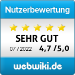 Bewertungen zu topdesignshop.de